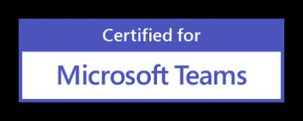 ThinkSmart View certified MS Teams