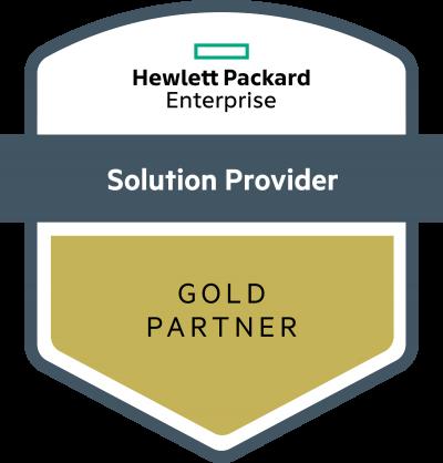 HPE GoldPartner