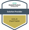 HPE Gold Solution Provider